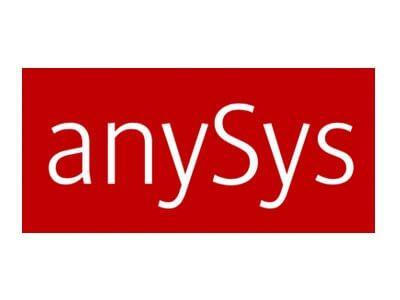 Logga in anySys